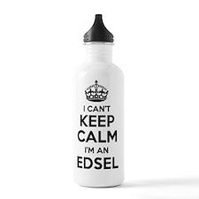 Funny Edsel Water Bottle