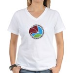 D.E.A. Women's V-Neck T-Shirt