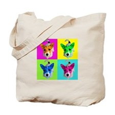 Putu the Jack Russell Tote Bag