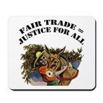 Fair Trade Mousepad