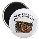 Fair Trade Magnet