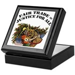 Fair Trade Keepsake Box