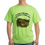 Fair Trade Green T-Shirt