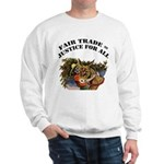 Fair Trade Sweatshirt
