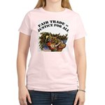 Fair Trade Women's Light T-Shirt