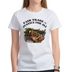 Fair Trade Women's T-Shirt