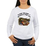Fair Trade Women's Long Sleeve T-Shirt