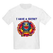 I have a secret big brother monster T-Shirt