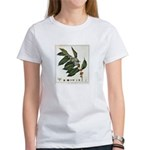 Coffee Botanical Print Women's T-Shirt