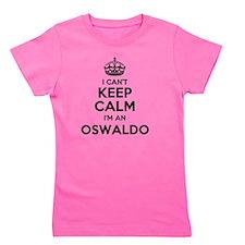 Funny Oswaldo Girl's Tee