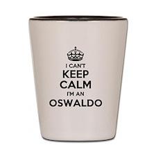 Funny Oswaldo Shot Glass
