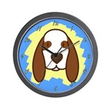 Love Bracco Italiano Clock