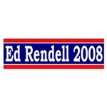 Ed Rendell 2008 (bumper sticker)