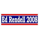 Ed Rendell 2008 (bumper sticker)