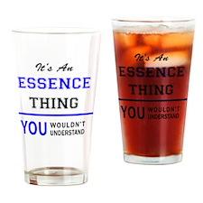 Cute Essence Drinking Glass