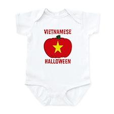 Vietnamese Halloween Infant Bodysuit