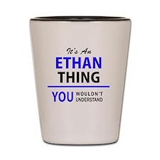 Unique Ethan Shot Glass