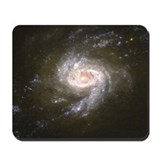 NGC 3310 Starburst Galaxy Mousepad