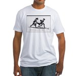 Boot Hill Fitted T-Shirt
