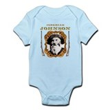 Liver eating Johnson Jeremiah Infant Bodysuit