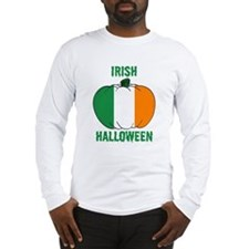 Irish Halloween Long Sleeve T-Shirt