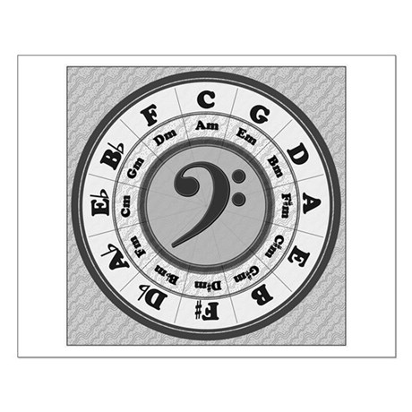 circle of fifths bass clef pdf