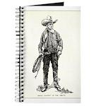 1920s Movie Cowboy Journal