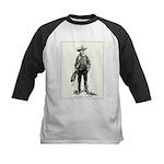 1920s Movie Cowboy Kids Baseball Jersey