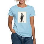 1920s Movie Cowboy Women's Light T-Shirt
