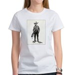 1920s Movie Cowboy Women's T-Shirt