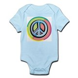 PEACE SIGN Onesie