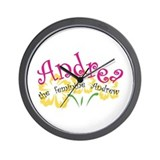 Andrea Wall Clock