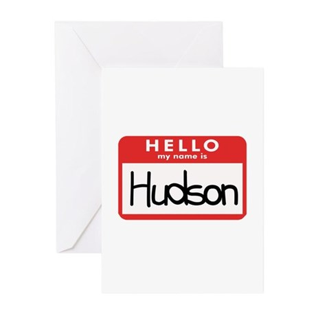 Hello Hudson Greeting Cards (Pk of 10)