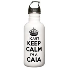 Funny Caia Water Bottle