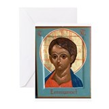 """Emmanuel"" Christmas Cards (Pk of 10)"