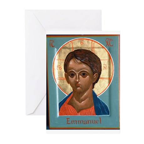 """Emmanuel"" Christmas Cards (Pk of 10)"
