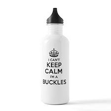 Cute Buckles Water Bottle