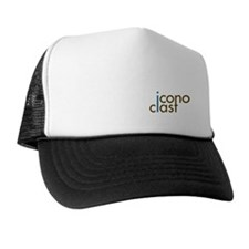 The iconoclast's Trucker Hat
