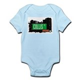 Collis Pl, Bronx, NYC Infant Bodysuit