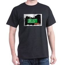 Collis Pl, Bronx, NYC T-Shirt
