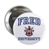 "FRED University 2.25"" Button (100 pack)"