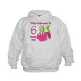 Princess is 6 Years Hoodie
