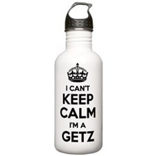 Funny Getz Water Bottle