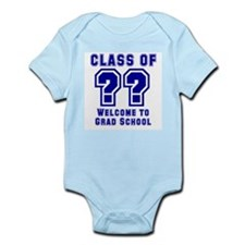 """Class of ?? Welcome..."" Infant Bodysuit"