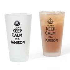 Unique Jamison Drinking Glass