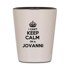 Funny Jovanny Shot Glass