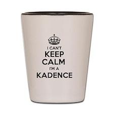 Cool Kadence Shot Glass