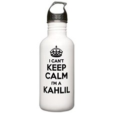 Funny Kahlil's Water Bottle