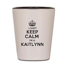 Kaitlynn Shot Glass