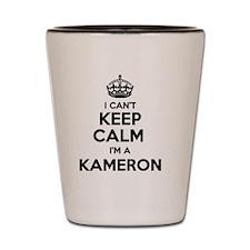 Cool Kameron Shot Glass